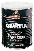 Кофе молотый  Lavazza Espresso в жестяной банке 250 g