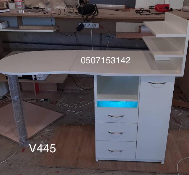 Стол для маникюра с ультрафиолетом Модель V445