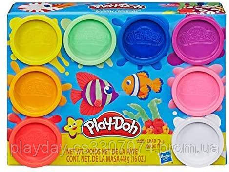 Набор пластилина Play- Doh 8 класических цветов