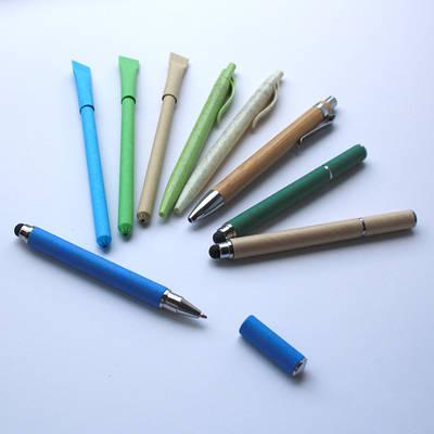 Ручки з Еко матеріалів