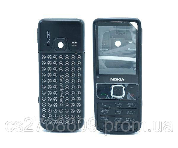 "Корпус ""High Copy"" Nokia 6700 black mers-bens+ кл"