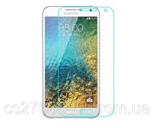 Защитное стекло захисне скло Samsung E7, E700H 0.33mm