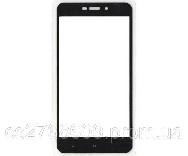 Защитное стекло захисне скло Xiaomi Redmi 4a чорний 11D (тех.пак)