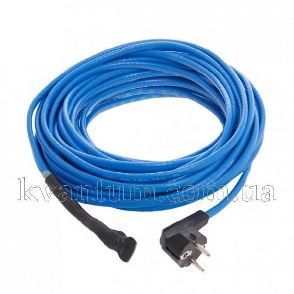 Обогрев труб греющим кабелем 18 м, 180 Вт Hemstedt