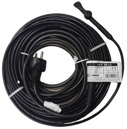 Саморегулирующийся кабель для труб  32 м, 970 Вт Fenix PFP, фото 2
