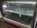 Кондитерская холодильная витрина COLD C16GS (Б/У), фото 3