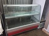 Кондитерская холодильная витрина COLD C16GS (Б/У), фото 4