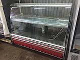 Кондитерская холодильная витрина COLD C16GS (Б/У), фото 2