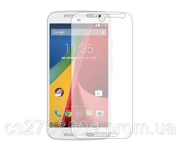 Защитное стекло захисне скло Motorola Moto G2 ГНУЧКЕ