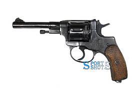 Наган Гром 4мм 1943г (Револьвер системы Наган под патрон флобера)