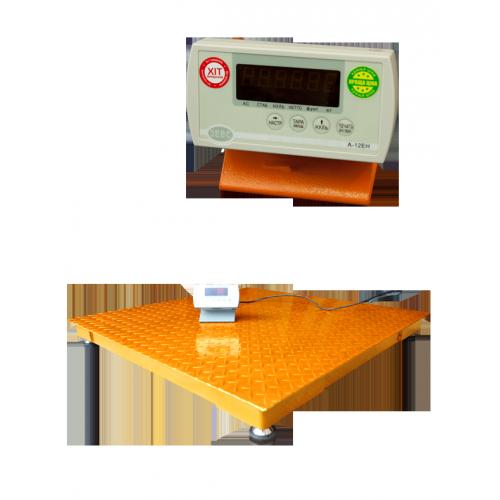 Платформенные весы ЗЕВС ВПЕ Эконом 1200х1200 (2000кг)