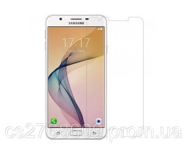Защитное стекло захисне скло Samsung J7 Prime, G610 білий