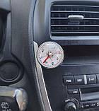 Компас - держатель для визиток, чеков и т.п. в автомобиль., фото 3