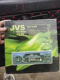 Магнитола в автомобиль с AUX, а также AM-FM приемник, кассетный магнитофон. JVS, фото 5