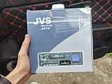 Магнитола в автомобиль AM-FM приемник, кассетный магнитофон. JVS, фото 2