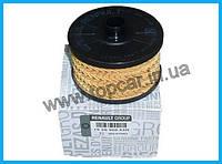 Масляный фильтр на Renault Megane III 1.2  2012-  ОРИГИНАЛ 152095084R
