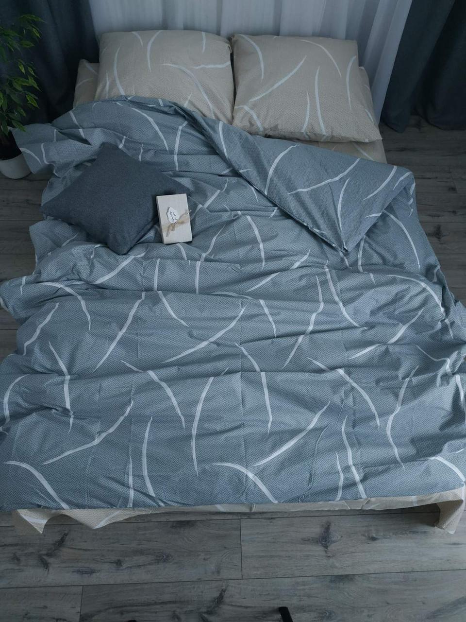 Двухспальный постельный комплект-Риски компания