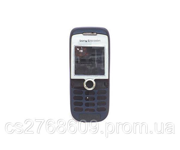 """Корпус """"А-клас"""" Sony-Ericsson J200/J210 чорний"""