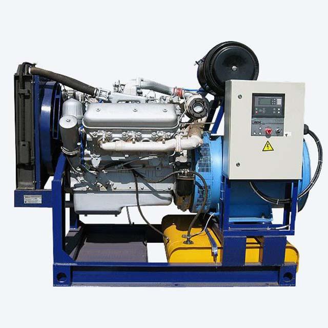 Дизельная генераторная установка ТДГА-160МА