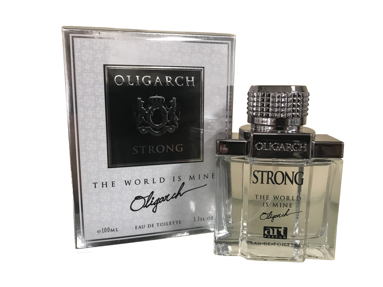 Oligarch Strong Art Parfum