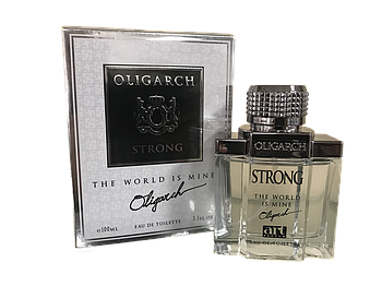 Oligarch Strong Art Parfum