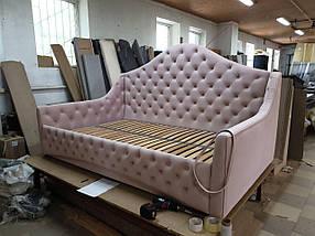 Дитяче ліжко Люкс РАПУНЦЕЛЬ з ящиком для білизни, односпальне, фото 2