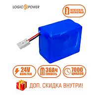 Литии фосфатный аккумулятор LP LiFePo-4 24 V - 36 Ah (BMS 60A)
