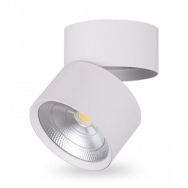 Світлодіодний світильник акцентний накладний  AL541 20W 4000K білий Код.59761