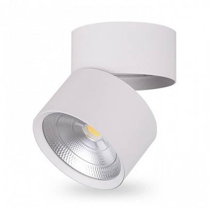 Світлодіодний світильник акцентний накладний  AL541 20W 4000K білий Код.59761, фото 2
