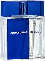 Туалетная вода для мужчин Armand Basi In Blue 100 мл (8427395957207)