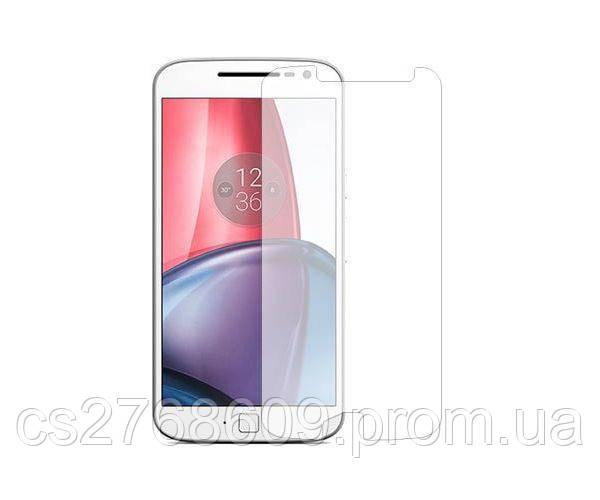 Защитное стекло захисне скло Motorola Moto G4 Plus 0.33mm