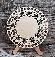 Круглое донышко для вязанных корзин Shasheltoys (1001118)