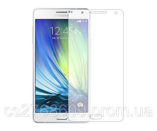 Защитное стекло захисне скло Samsung A700, A7 2015 0.26mm