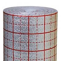Полотно ППЭ с разметкой для теплого пола TEPLOIZOL 8 мм