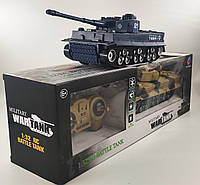 Игрушечный танк на радиоуправлении 369-34-36, фото 1