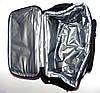 Термосумка Cooler BAG 377-A (13×15×14 см) 4л Сумка холодильник Фіолетова, фото 3