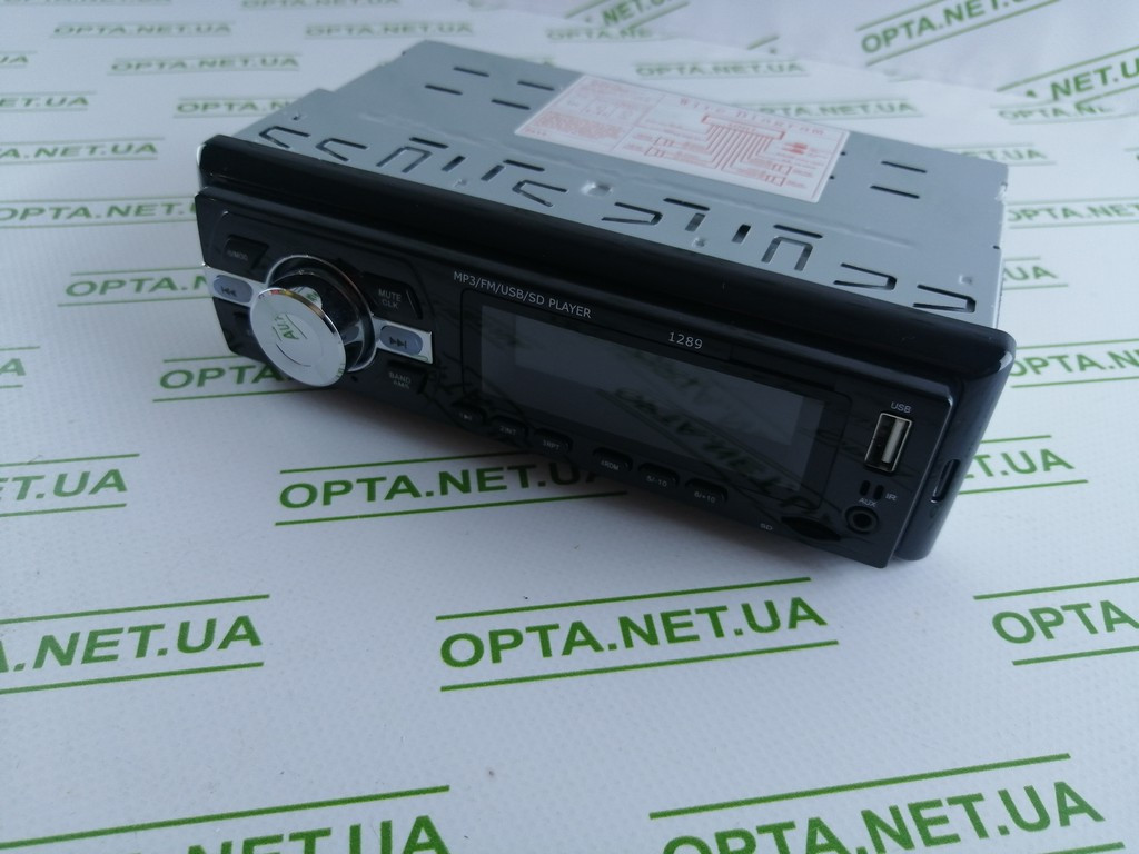 Автомагнитола  Sony 1289  MP3/FM/USB