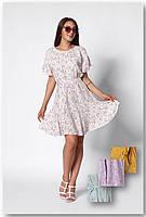 Сукня жіноча з принтом, фото 1