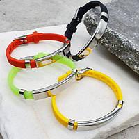 Детские браслеты для безопасности с пластиной под гравировку данных 176089, фото 1