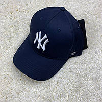 Кепка New York NY темно-синяя, фото 1