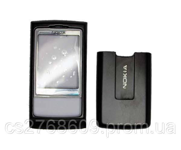 "Корпус ""High Copy"" Nokia 6270 Full (black)"