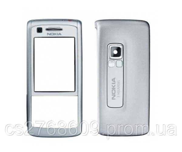 "Корпус ""High Copy"" Nokia 6280 (silver)"