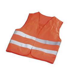Світловідбиваючий жилет Mercedes Emergency Vest, Orange, артикул A0005830461