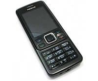 "Корпус ""High Copy"" Nokia 6300 (black) Limited + кл"