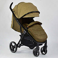 Детская прогулочная коляска JOY Coffee (6883)