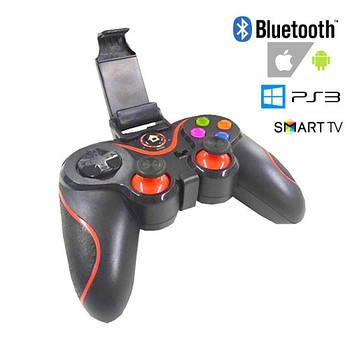 Геймпад контроллер джойстик беспроводной Bluetooth для смартфона ПК PS3 V8