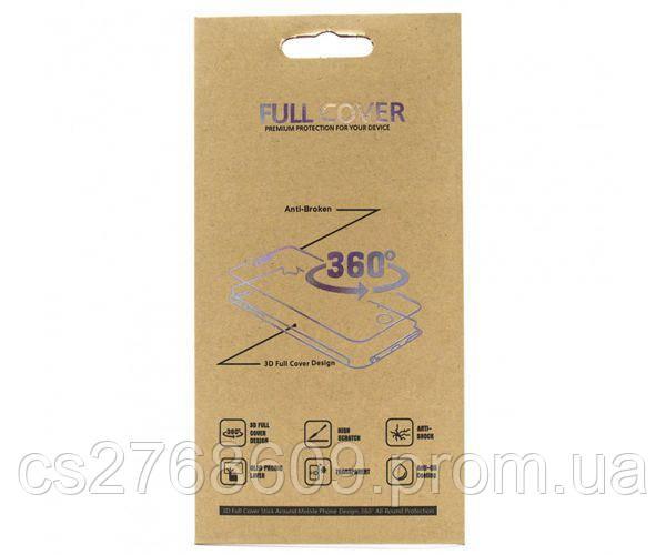 Плівка на дисплей FULL COVER 360* F+B Samsung A600, A6 2018