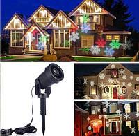 Проектор лазерный Laser Light Shower With Stand WL 602 уличный 181086