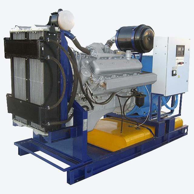 Дизельная генераторная установка ТДГА-180МЕ