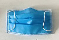 Медицинская маска с фиксатором, фото 1